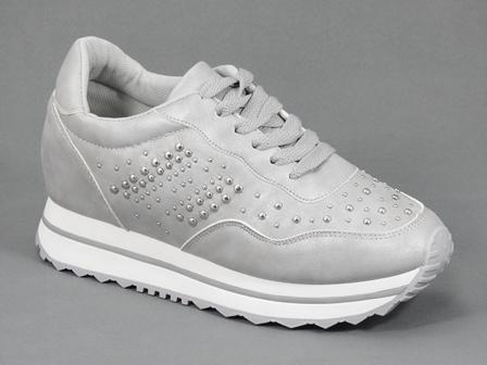 Pantofi dama sport gri Florina