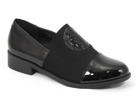 Pantofi dama negri Cristina