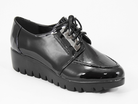 Pantofi dama negri lac Ana