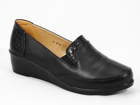 Pantofi dama negri Dorina