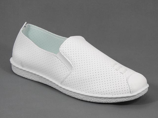 Pantofi barbati sport albi Alin