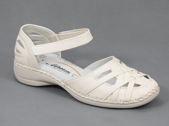 Sandale dama bej Amelia