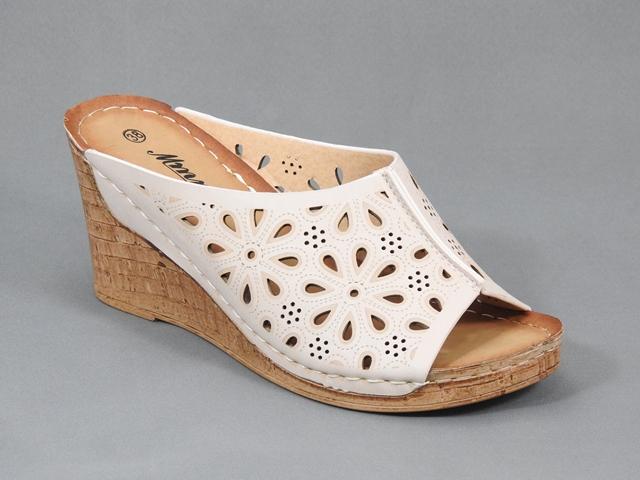 Papuci dama bej Florine