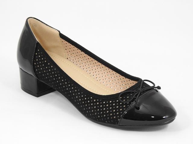 Pantofi dama negri Desire