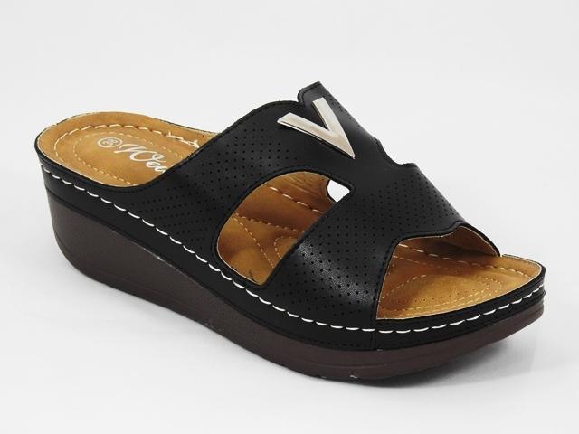 Papuci dama negri Serena