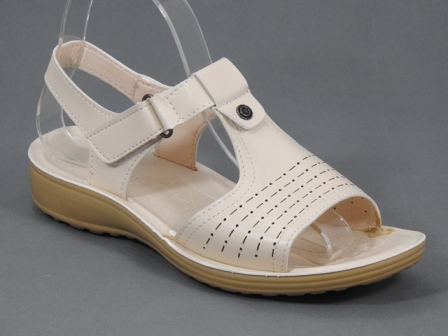 Sandale dama bej Zara