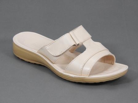 Papuci dama bej Karyna