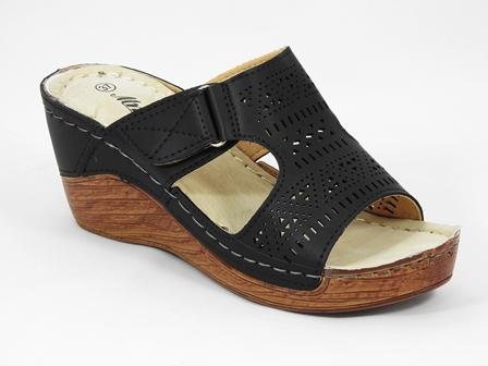 Papuci dama negri Aliss