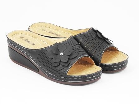Papuci dama negri Karla