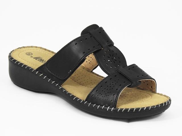 Papuci dama negri Gabriela