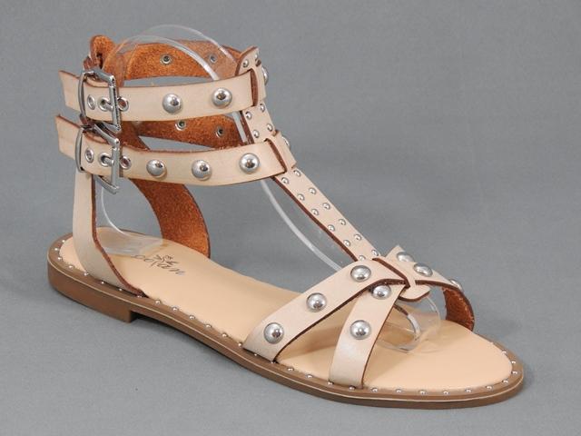 Sandale dama bej Tania