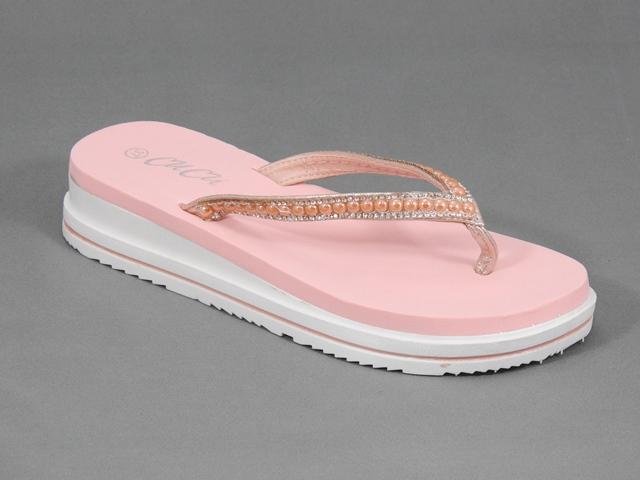 Papuci dama roz Greta1