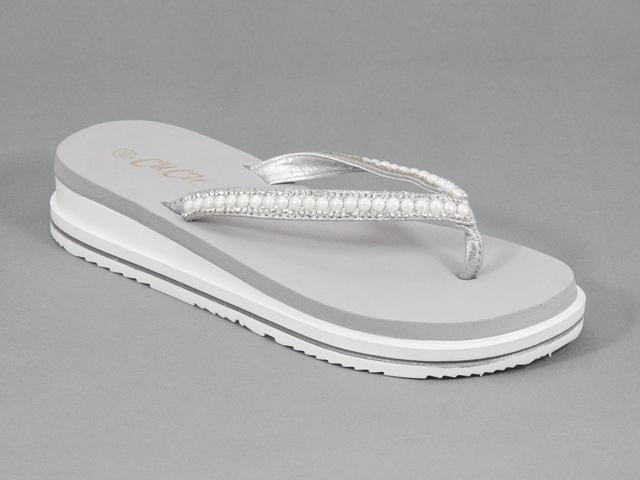 Papuci dama gri Greta