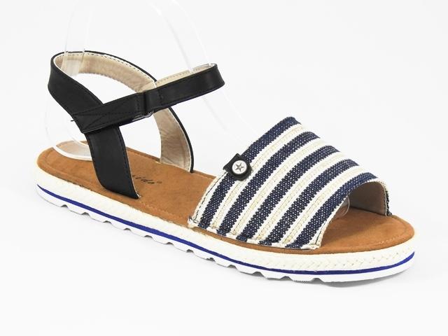 Sandale dama bleumarin Bata