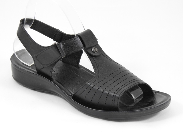 Sandale dama negre Sorana