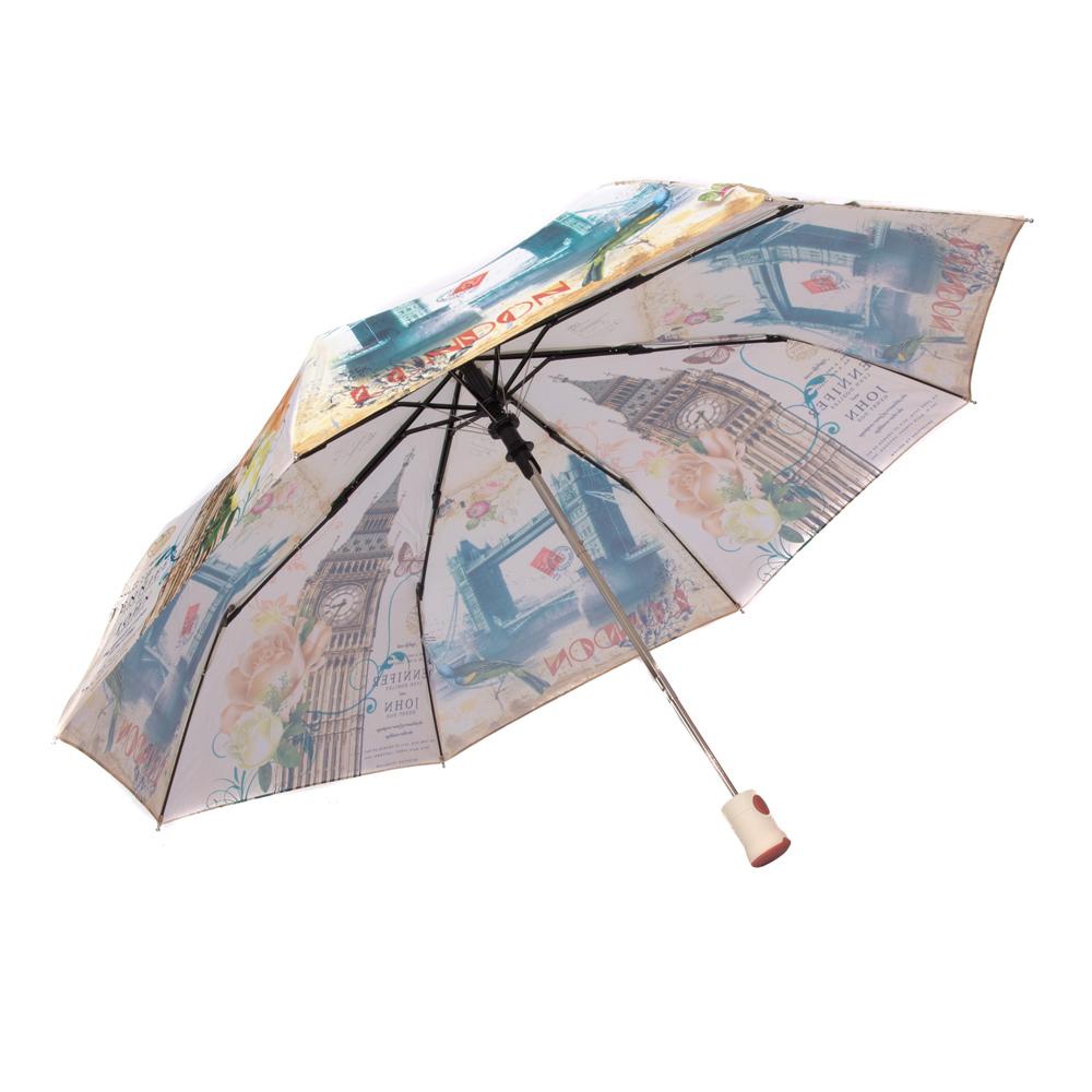 Umbrela dama multicolora Londra
