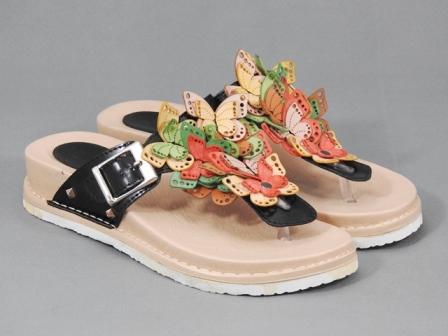 Papuci dama negri Dania