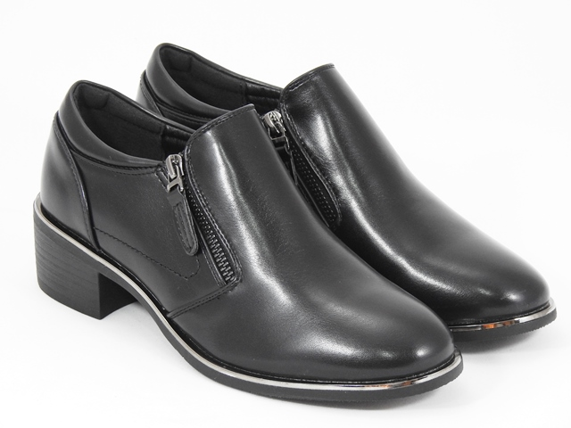 Pantofi dama negri Flora