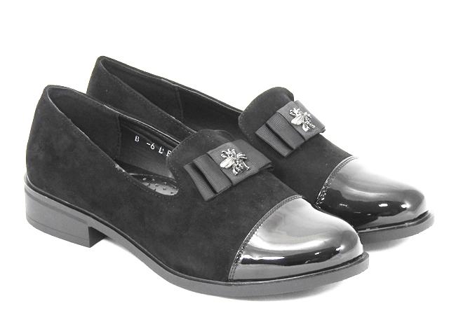 Pantofi dama negri Karma