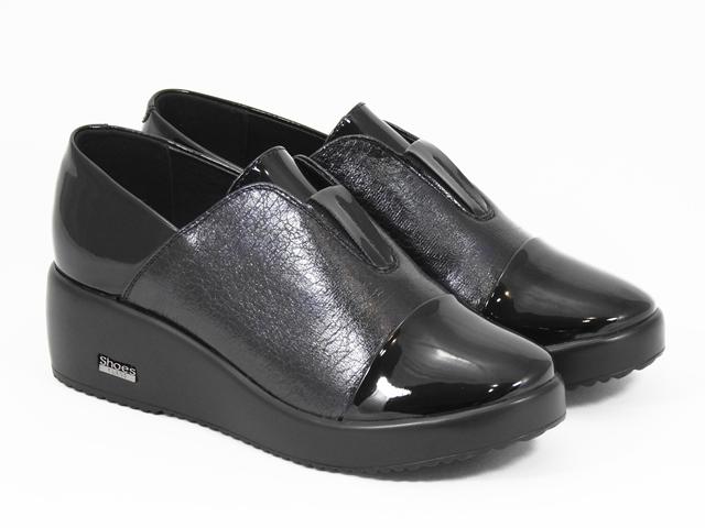 Pantofi dama negri Teodora