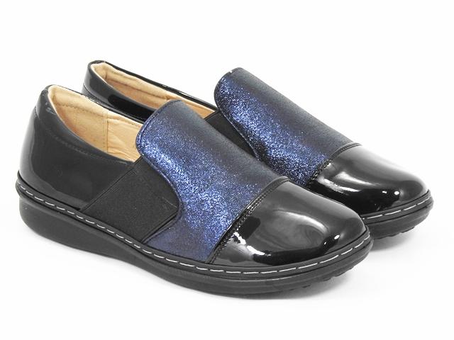 Pantofi dama negri Alice