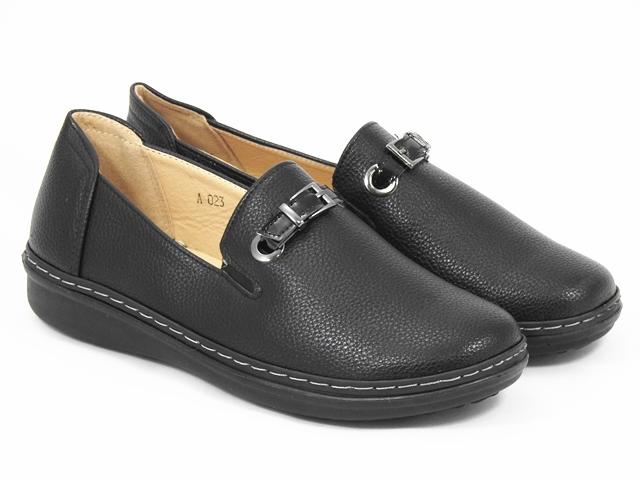 Pantofi dama negri Solina