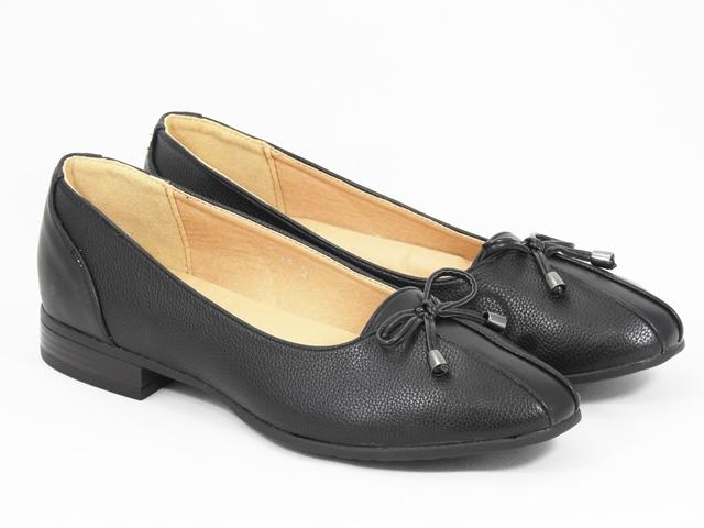 Pantofi dama negri Liliana