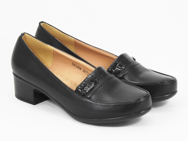 Pantofi dama negri Olimpia