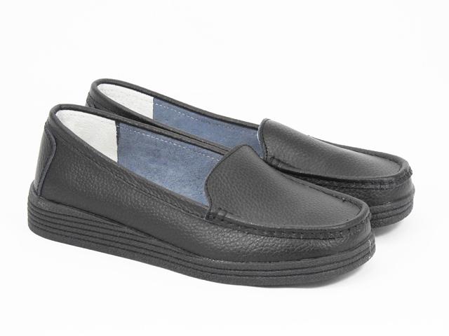 Pantofi dama piele negri Marina