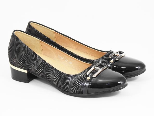 Pantofi dama negri Kona