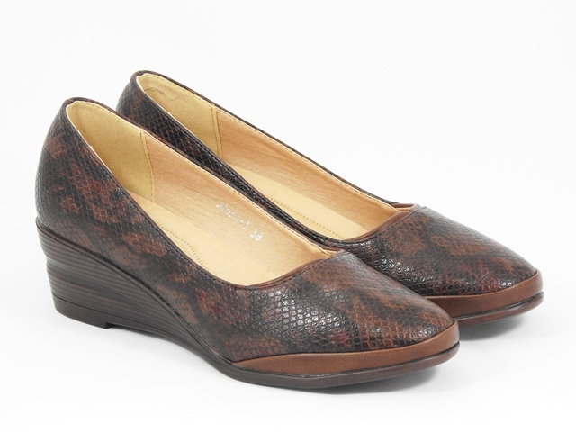 Pantofi dama maro Alina