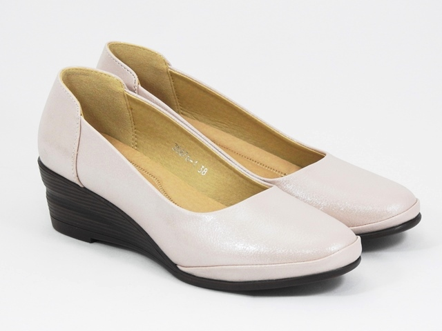 Pantofi dama roz Alina2