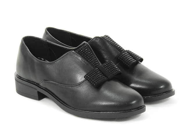 Pantofi dama negri Sanda