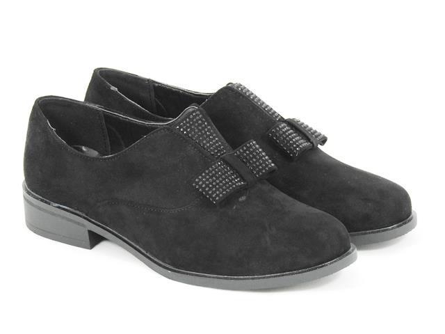 Pantofi dama negri Sanda2