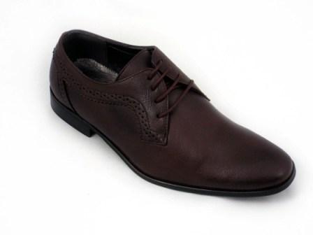Pantofi barbati maro,cu talpa comfortabila.