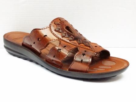Papuci dama maro, cu talpa foarte comoda, model frontal