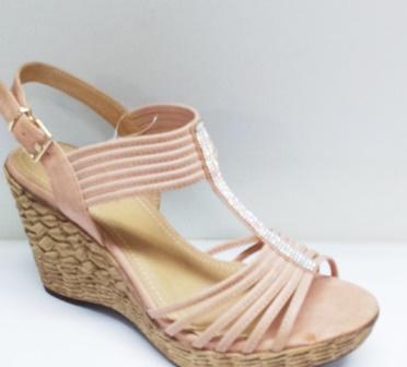 Sandale dama bej, ortopedice, elegante