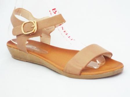 Sandale dama camel