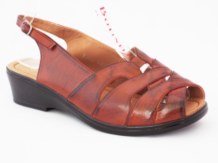 Sandale dama maro, ortopedice